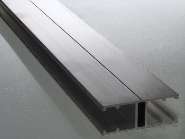 Profil Jonction Pour Plaque Ep 16 Mm Aluminium L 4 M Leroy Merlin