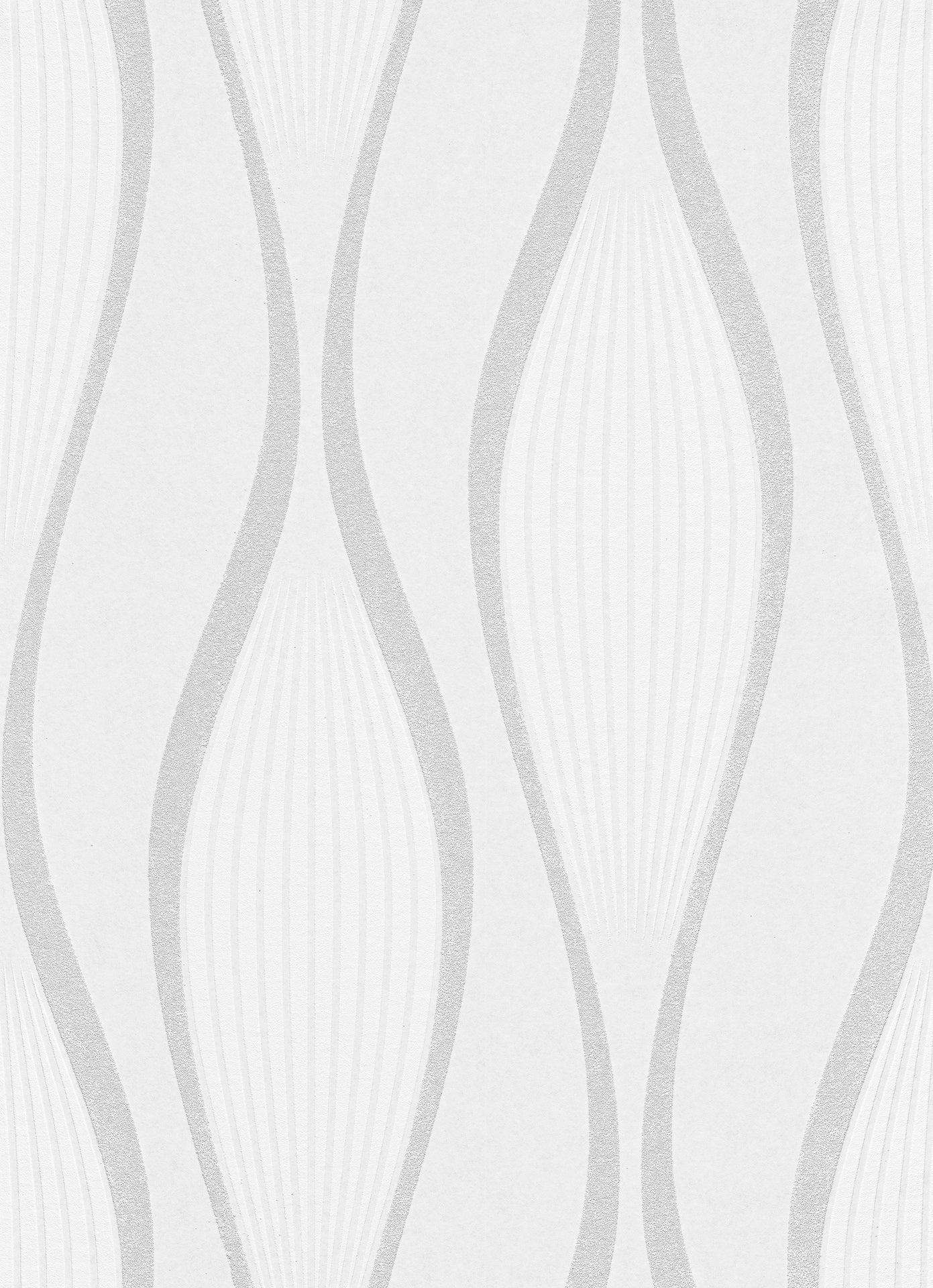 Papier Peint Intisse 250g M Ondulation Blanc A Peindre Leroy Merlin